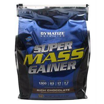 Harga Dymatize Nutrition Super Mass Gainer 12Lbs Chocolate