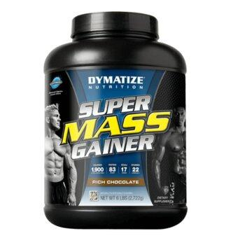 Harga DYMATIZE SUPER MASS GAINER Rich Chocolate 6 LB