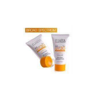 ELISEES Sun Protection Cream SPF 30 PA+++30g.สีเบจ(แพ็คคู่)