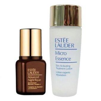 Estee Lauder Advanced Night Repair 7ml.+ Micro Essence Skin Activating Treatment Lotion 30ml.