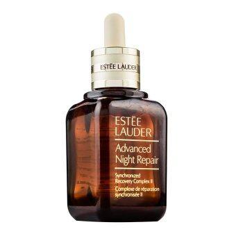 Estee Lauder Advanced Night Repair Synchronized Recovery Complex IIเซรั่มขวดน้ำตาล เอสเต้ ลอเดอร์ ลดริ้วรอย เพื่อให้ผิวดูอ่อนเยาว์100ml (1 ขวด)