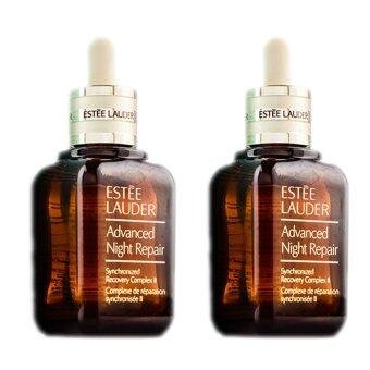 Estee Lauder Advanced Night Repair Synchronized recovery complex II 7ml 2 set
