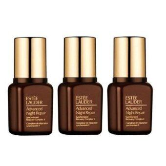 Estee Lauder Advanced Night Repair Synchronized Recovery Complex II 7ml. x 3ขวด (ขนาดทดลอง)
