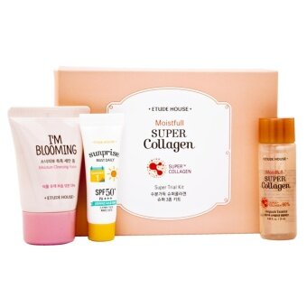 Harga Etude House Moistfull Super Collagen Super Trial Kit (3Pcs.)