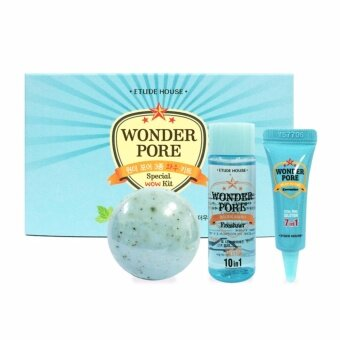 Harga Etude House Wonder Pore Special Wow Kit (3 Pcs.)