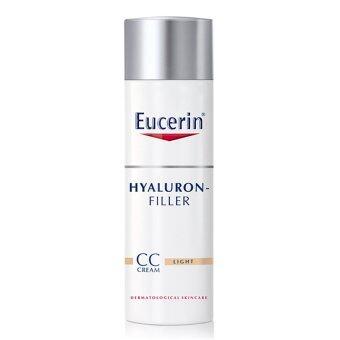 Eucerin ไฮยาลูรอนฟิลเลอร์ ซีซีครีม 50มล