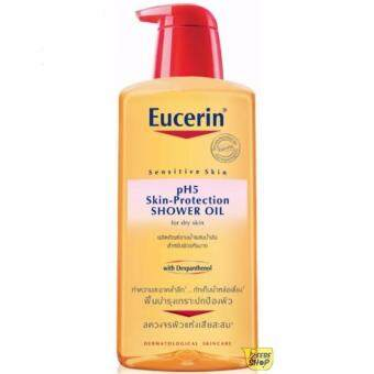 Harga Eucerin PH5 Skin Protection Shower Oil 400ml