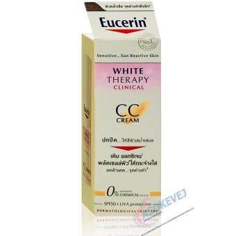 Eucerin White Therapy CC Cream 50ml