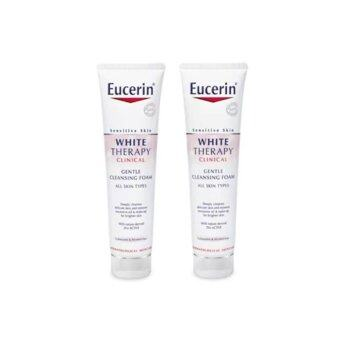 Eucerin White Therapy Clinical Gentle Cleansing Foam 150 ml.EXP:01/2020 (2 ชิ้น)