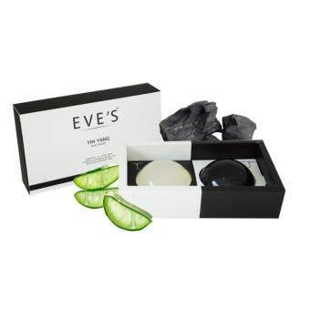 รีวิว EVE'S YINYANG DUO SOAP สบู่หยินหยาง (1 กล่อง)