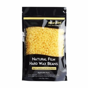 Fancyqube Depilatory Wax Pellet Black Brazilian Hot Film Hard WaxBeans For Men Hair Removal H09 - intl