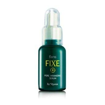 Faris Fixe Pore Minimizing Serum