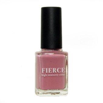 ลดราคา Fierce nail polish ยาทาเล็บ FB 11 Humble - สีนู๊ดชมพูอมม่วง