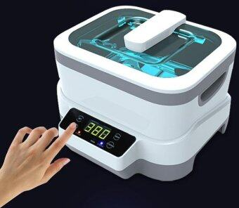 อยากขาย Fission Machine Dual Touch Screen Sterilizer Pot Salon Nail TattooClean WatchesGem Ultrasonic Cleaner autoclave Tool - intl