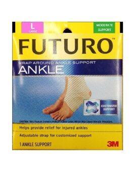 อยากขาย FUTURO ANKLE L อุปกรณ์พยุงข้อเท้า ฟูทูโร่ ไซส์ L รุ่น 47876