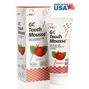 ทูธ มูส (GC Tooth Mousse) รสสตอเบอรี่