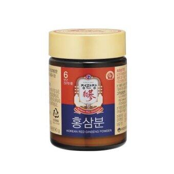 โสมแดงเกาหลี Korean Red Ginseng CHEONG KWAN JANG ชนิดผง 90g.