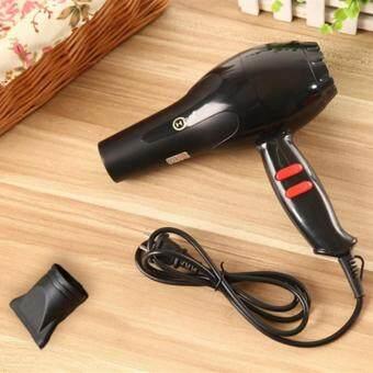 Haorizi hair dryer ไดร์เป่าผม เครื่องเป่าผมไฟฟ้า 1600W รุ่น PX-3803(black)