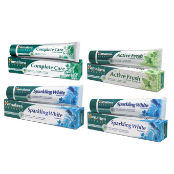 Himalaya เซ็ทดูแลสุขภาพปากและฟัน B