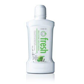 i-fresh น้ำยาบ้วนปากเพื่อดูแลช่องปากและฟัน i-fresh MulticareMouthwash 500 ml