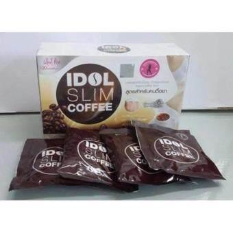 Idol Slim Coffee กาแฟปรุงสำเร็จชนิดผง
