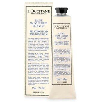 Harga L'Occitane AROMA RELAXING HAND AND FOOT BALM