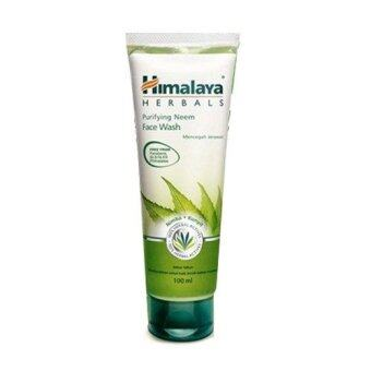 Harga Himalaya Herbals Purifying Neem Face Wash 100ml