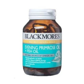 Harga Blackmores Evening Primrose + Fish Oil 60 แคปซูล