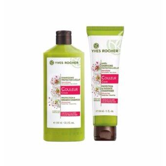 Harga Yves Rocher Color Protection and Radiance set