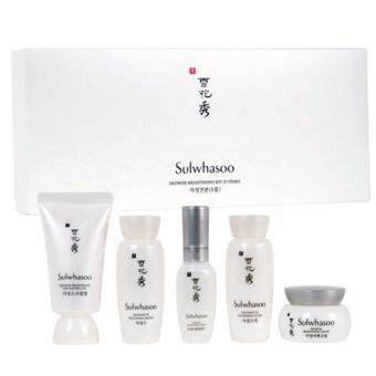 Harga Sulwhasoo Snowise Brightening Care Kit (5 items)