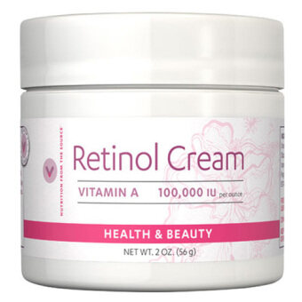 Harga Vitamin World Retinol Cream Vitamin A 100000 IU 56g
