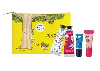 Harga L'Occitane ELLE SMALL GIFT (LIP2 ,HAND2) SET15A4