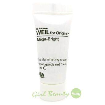 Harga ORIGINS Mega-Bright Eye Illuminating Cream 5ml.