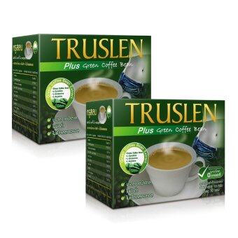 Harga Truslen Plus Green Coffee Bean 10 Pc. แพ็คคู่