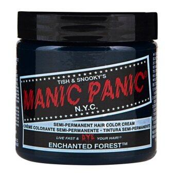 Harga MANIC PANIC CLASSIC CREAM SEMI PERMANENT HAIR COLOR CREAM (ENCHANTED FOREST) 118 ml 1 Jar