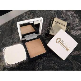 Harga KEYRA'S SMOOTH TOUCH FOUNDATION POWDER Oil control