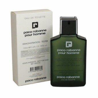 Harga Paco Rabanne Pour Homme EDT 100 ml. (เทสเตอร์)