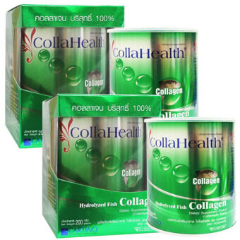 Harga Collahealth Collagen 200 g. (2 กล่อง)