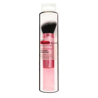 Harga Real Techniques Your Finish/Perfected Retractable Kabuki Brush แปรงคาบูกิ แปรงปัดแก้ม