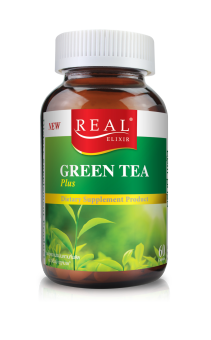 Harga Real Elixir Real Green Tea Plus