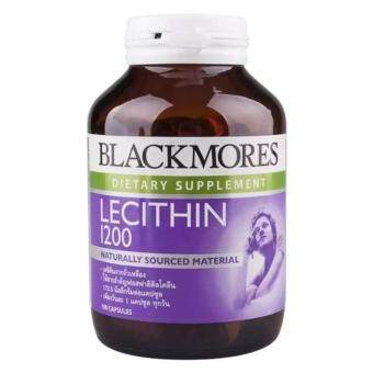 Harga Blackmores Lecithin 1200mg. 100 เม็ด