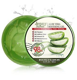 Harga Jenny Sweet Aloe Vera Soothing Gel (300 ml.)
