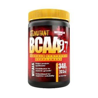 Harga Mutant BCAA 9.7 Water Melon Flavored 348g.