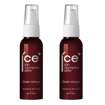 Harga Oguma I.C.E. Ocean Collagen 50 ml. แพ็คคู่