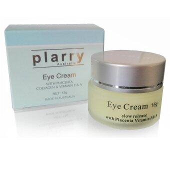 Harga Plarry Eye Cream Slow Release with Placenta and Vitamin E&A 15 g.