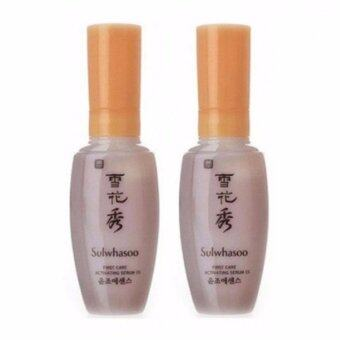 Harga แพ็คคู่ Sulwhasoo First Care Activating Serum 8ml x 2