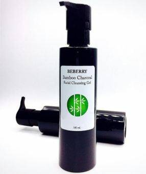 Harga BeBerry Bamboo Charcoal Facial Cleansing Gel