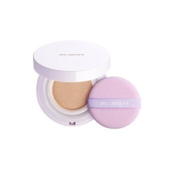 Harga Shu Uemura Blanc Chroma Brightening UV Cushion Foundation Refill 13g สี 754 Medium Beige