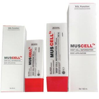Harga SOL Muscell fx 100ml.+ Muscell fx 40ml.