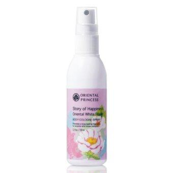 Harga Oriental Princess โคโลญจน์ Story of Happiness Oriental White Flower Body Cologne Spray